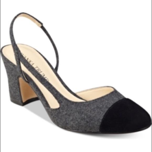 7e9a2f3d26 Ivanka Trump Shoes | Liah Slingback Pumps | Poshmark
